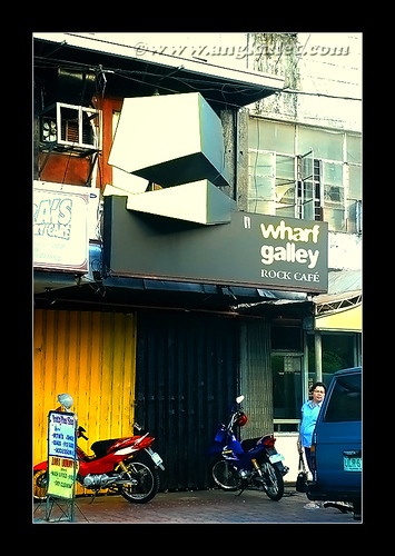 Wharf Galley, Elias Angeles St., Naga City