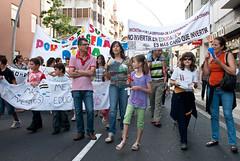 Manifestación en defensa de la educación pública y de calidad-19