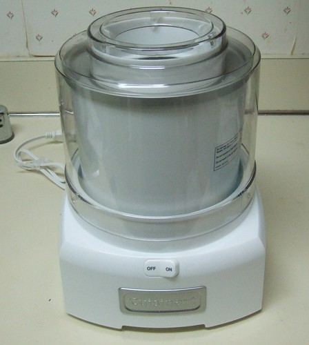 Birthday Ice Cream Maker