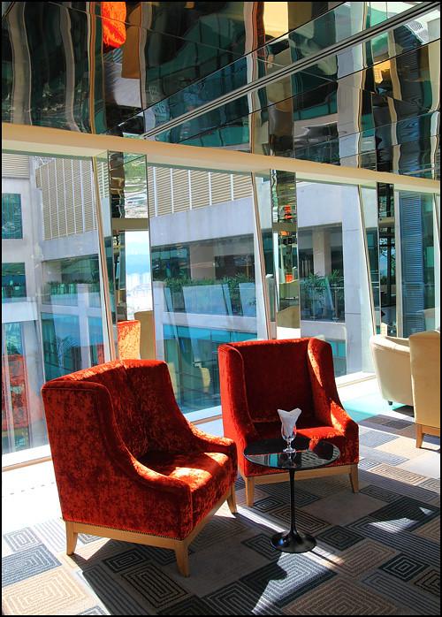 GTower Hotel bridge-bar-sofa