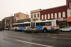 X2 bus on H Street NE
