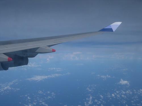 飛機上 (by hiroshiken)