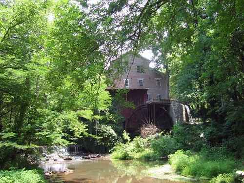 Falls Mills 1