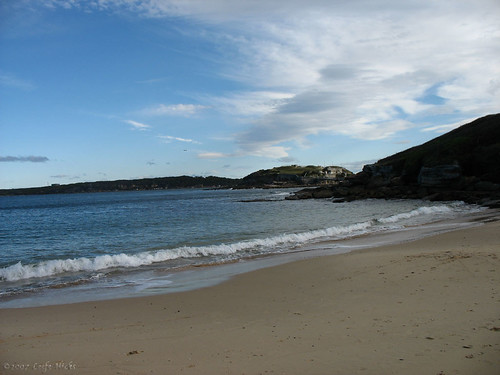 Photo of Bare Island from Congwong beach (2)