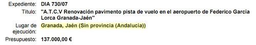 Ya mismo el Puerto Jaén-Motril es nuestro :-D