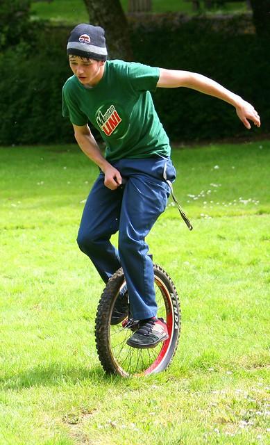 Uni-Cyclist 2