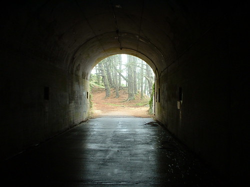 Tunnel End