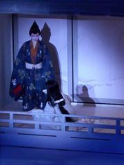 (ben  thompson) Tags: japan kyoto theater geisha pontocho meiko kaburenjo