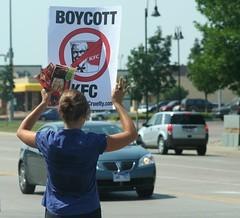 Local boycott by roxweb, on Flickr