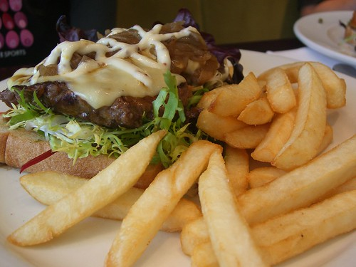 Steak Sandwich - Air, David Jones, Chadstone