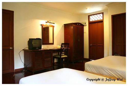 Bed Room Design at Sibu Island