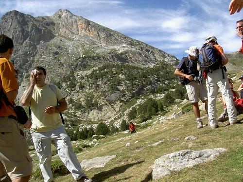 Aventura em las montañas de España