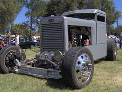 Peterbuilt Rod Low (jdobbsrosa) Tags: california hot car rod billetproof peterbuilt showandshine anitoch