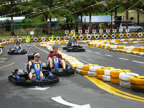 Go-Carting Track in Kenting