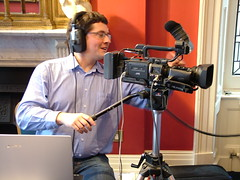Mike on Camera 1