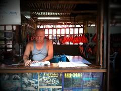 Sea activity equipment rental, Paya Beach Resort, Tioman