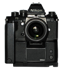 Nikon F3 Press with Motor Drive MD4 (wolf4max) Tags: nikon filmcamera nikonf3 professionalphotography analoguephotography nikonf3p f3press motorcamera nikonf3press