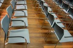 graue stuehle (loop_oh) Tags: art museum germany deutschland grey chair chairs kunst grau row rows badenbaden stuhl sthle kunsthalle stuehle burda reihe reihen frieder friederburda friederburdamuseum