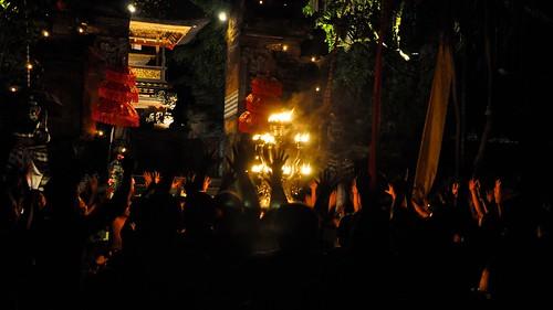 Balinese Kecak Dance 012