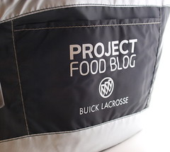 Project Food Blog - Road Trip