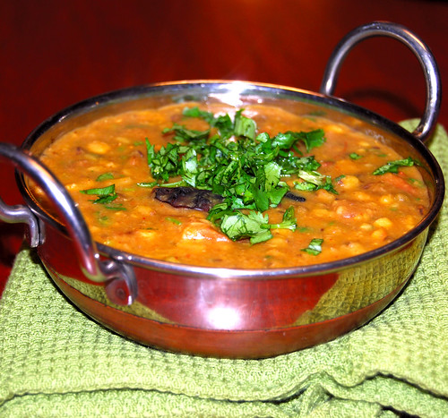 Five-lentil Rajasthani Curry