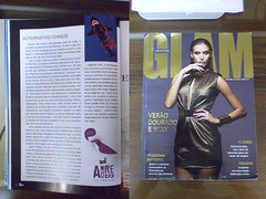 Revista GLAM | Set.2010 Ed.n6 (vitoriano) Tags: magazine design revista moda glam caio tees camisetas fashin vitoriano