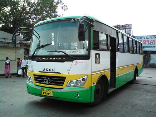 ordinary express bus msrtc