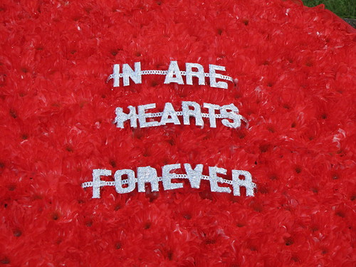 In Are Hearts forever