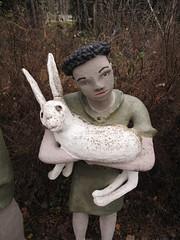 IMG_8756 (neppanen) Tags: sculpture statue finland concrete outsiderart statuepark patsaspuisto parikkala betoni discounterintelligence itetaide veijornkknen sampen rnkknen