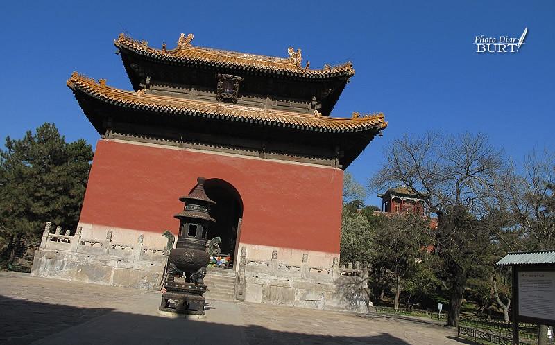 須彌福壽之廟碑文放置處
