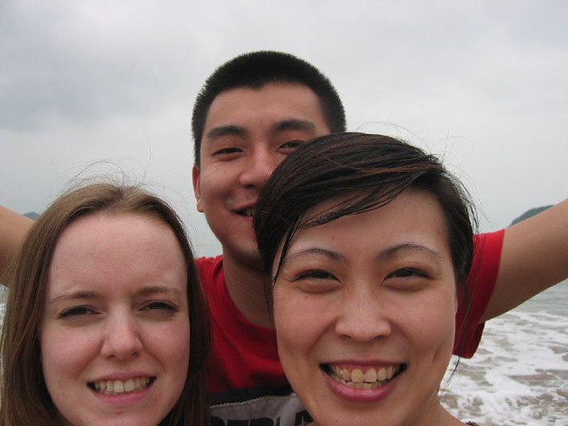 070604 Megan, Yu Zheng & Jane