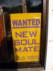 New Soul Mate (karenhdy) Tags: new soul wanted mate within apply