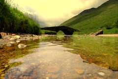 Scenic little bridge (Nicolas Valentin) Tags: bridge water scotland scenery nicolasvalentin restandbethankfull