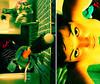 The Acid House (Francesca NoHead) Tags: sardegna portrait italy selfportrait detail macro art me topf25 beauty self topf50 diptych comic sardinia colours surrealism bodylanguage atmosphere dettagli emotions azzurro coolest ritratto 2b salledebain supershot purezza flickrsbest theacidhouse abigfave artlibre impressedbeauty aplusphoto diamondclassphotographer flickrdiamond hourofthediamondlight meatthetoilet