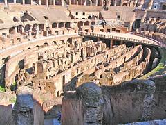 Rome 026 (Xeraphin) Tags: italy rome archaeology ancient roman amphitheatre colosseum arena coliseo flavio coliseum amphitheater archeology titus colliseum colosseo anfiteatro colisée vespasian flavian hypogeum anfiteatroflavio ilcolosseo flavium amphitheatrum