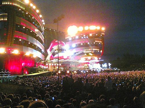 Rolling Stones in Oslo 2007 #9