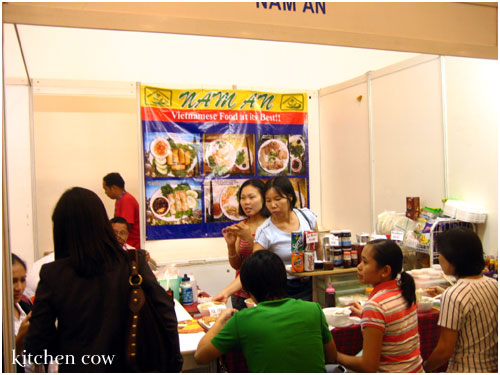Nam An Vietnamese Food Booth