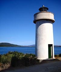 Porto Conte Lighthouse (Alghero, Sardinia, Italy)