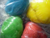 play dough recipe - traditional