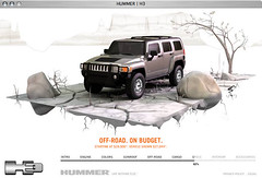 Nando Costa - Hummer H3 Mini website