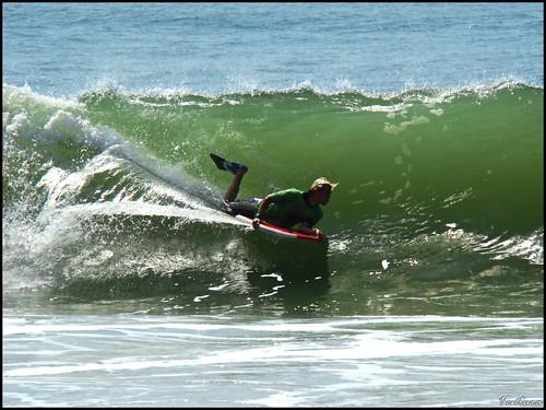 Surf na praia do Quilombo - Penha