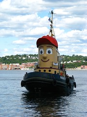 Theodore Too - Need a Tug? (Nancy Rose) Tags: piratetreasure piratetreasure2