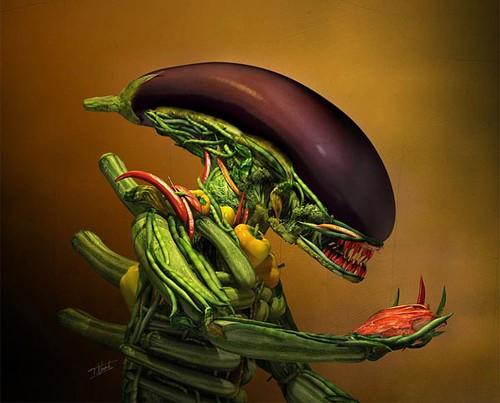 Combat veggies