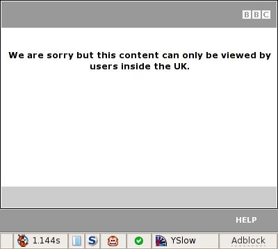 BBC DRM