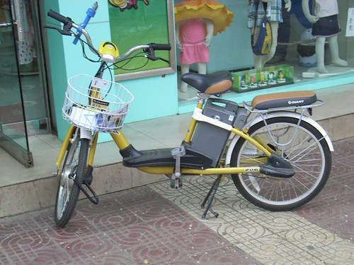 Giant 206 (Electric bicycle)