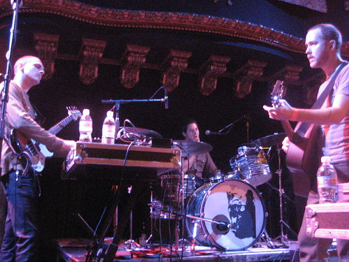 Midlake, Great American Music Hall, 9-27-07