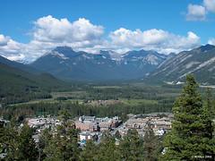 Banff National Park (Ron Hay) Tags: nature outdoors natural alberta environment banff banffnationalpark hpphotosmartc618 2mpsensor ronhay rjhay