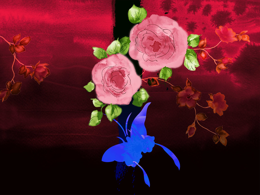 水墨花卉[31P] - AAA级私秘视频馆 - jb.cb.cb.cb 的博客