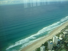 Ocean (Theflickrtower) Tags: ocean australia soul queensland surfersparadise goldcoast q1tower q1building circleoncavill q1spaandresort hiltonhotelresidences