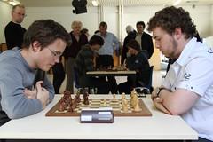 Testwedstrijden tussen Larmuseau en Hamblok